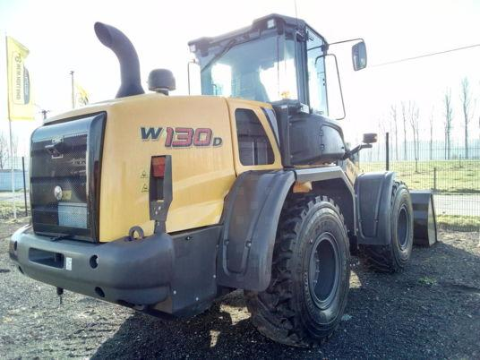 New Holland W 130 D