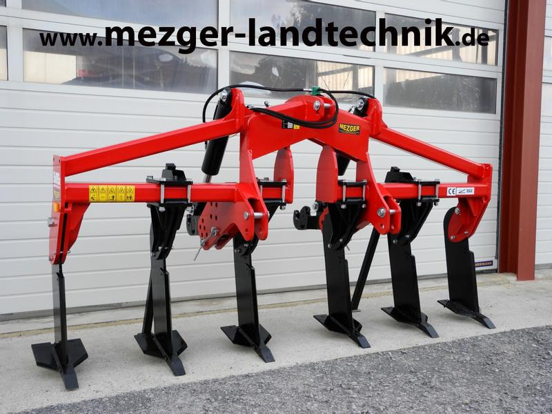 SMS Talon HKK 300/6 mit hydr. Hitch