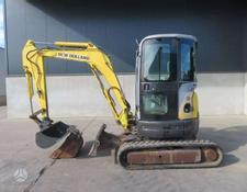 New Holland E30,2SR