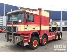 MAN 33.321VFA 365T Heavy Transport