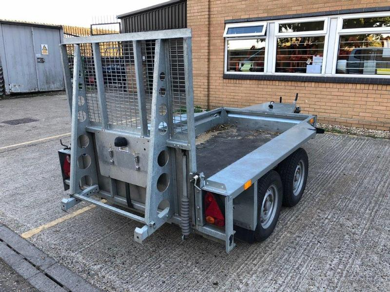 Ifor Williams GX84 (RAMP)