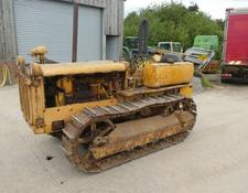 Caterpillar D4 CRAWLER WITH WINCH