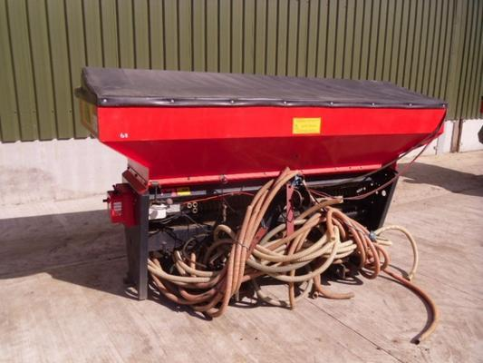 Hoppers Used KRM R600 Seed Hopper