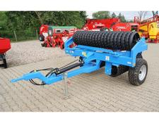 Agristal Rouleau Cambridge pliant traîné simple 5,0 m, Folding Cambridge roller - basic version 5,0 m