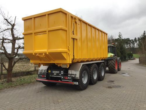 KG-AGRAR Abrollcontainer Silagecontainer Trocknungscontainer