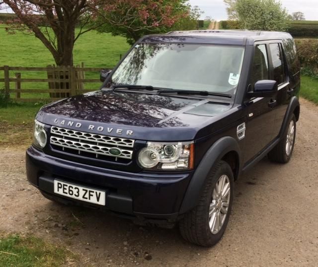 Land Rover Discovery Commercial SDV6