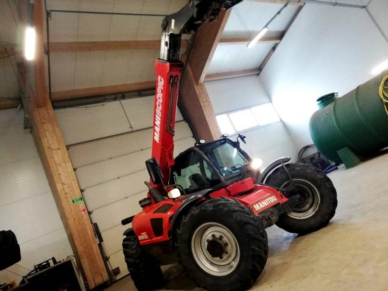Manitou 741 MLT