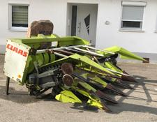 Claas Kettengebiss 6-reihig optimal für LAGERMAIS!