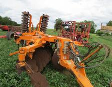Simba SOLO 380ST 3.8 metre Shallow Tine Disc/Tine/Disc Press Cultivator