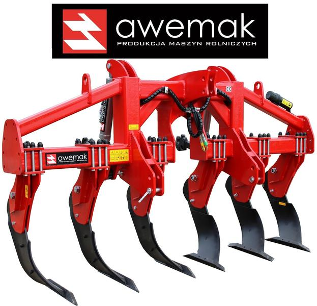 "AWEMAK Single-beam Subsoiler ""MICHEL"" tines BEST PRICE!"
