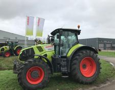 Claas AXION 850 Cebis Hexa-shift