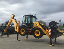 JCB 5CX ECO Waste Master Backhoe (ST6848)