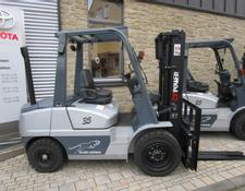 CT Power a Toyota Industries Group CT Power Silver Leopard 3,5 T