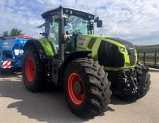 Claas Axion 850 C-Matic, Bj.15, S10 GPS
