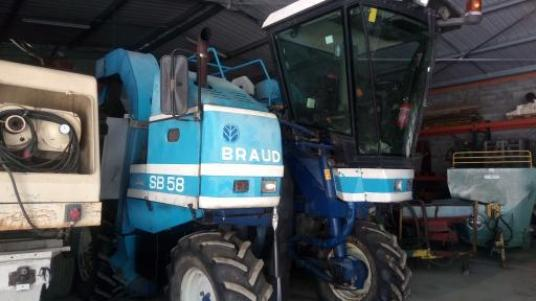 New Holland SB58