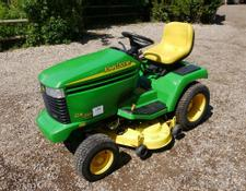 John Deere GX355 Ride-On Mower
