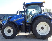 New Holland T6.145 Dynamic Command - DEMO