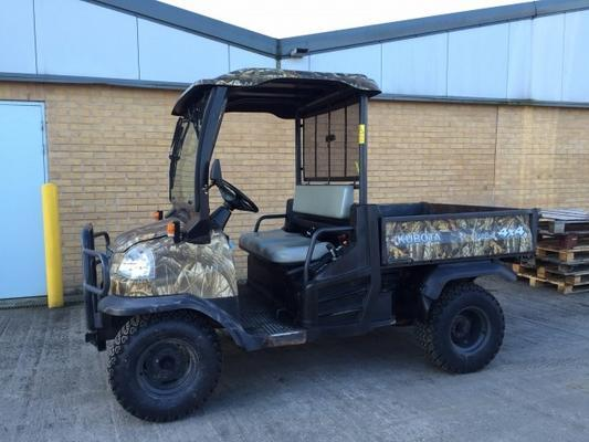 Kubota  RTV900 MR UTILITY VEHICLE