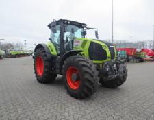 Claas AXION 850 CMATIC CEB