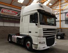 Daf XF105 460 SUPERSPACE EURO 5, 4 X 2 TRACTOR UNIT - 2008 - BV PP 34