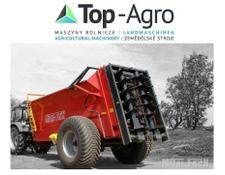 Metal-Fach Düngerstreugeräte N274 10T  10,3m3 TOP-AGRO Best quality2019