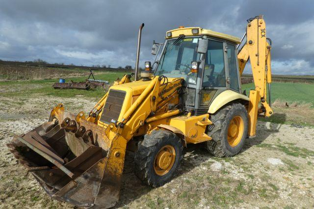 JCB 3CX SITEMASTER TURBO