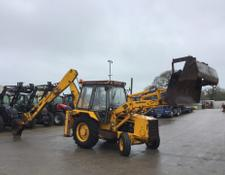 JCB 3CX Site Master Wheeled Digger (ST6544)