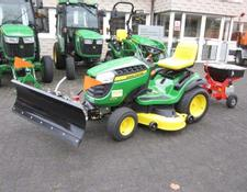 John Deere X 166 Winter