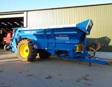 Sonstige Bunning Lowlander 17.5T Weigh Cell Muck Spreader