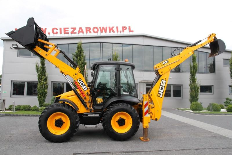 JCB BACKHOE LOADER 4CX ECO 4x4