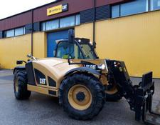 Caterpillar TH 408 D Agri