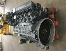 Mercedes-Benz /Engine OM457HLA Rebuild/