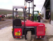 Terberg Truck Mounted Forklifts