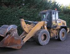 Caterpillar 930K Waste Handler