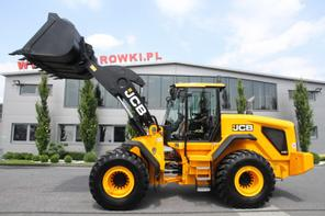 JCB WHEEL LOADER 22.7 T 457 ZX 2500 mth!