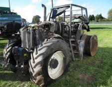 New Holland TVT 195 Brandschaden,Teile