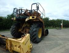 New Holland FX 38,48,58 Brandschaden,Teile