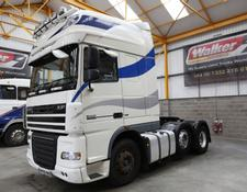 Daf XF105, 460 SUPERSPACE EURO 5, 6 X 2 TRACTOR UNIT - 2008 - GN58 DSX