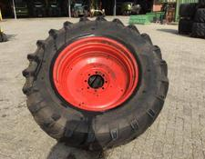 Alliance 580/70R38 op 8 gaats velg