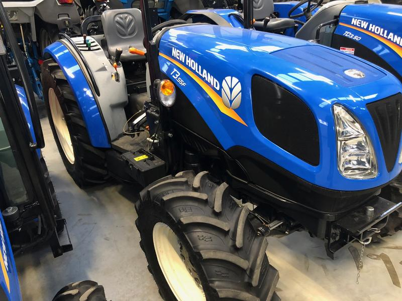 New Holland T3.55F CREEP/40 kmh
