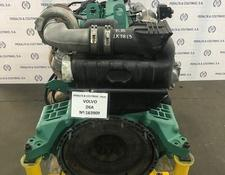 Volvo /Engine D6A 250HP supercharged/
