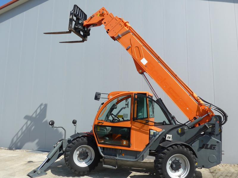 JLG 4017PS 2009 4x4x4 1930h PG TOP neues Modell