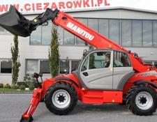 Manitou TELESCOPIC HANDLER LOADER MT 1440 A 13 M