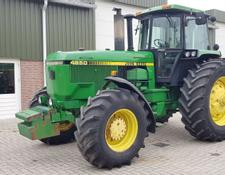 John Deere 4850 Powershift