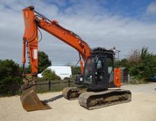 Hitachi ZX135US ~ 5