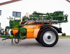 Amazone UX 4200 Super,30m, Section control, Lenkung, Distanzcontrol