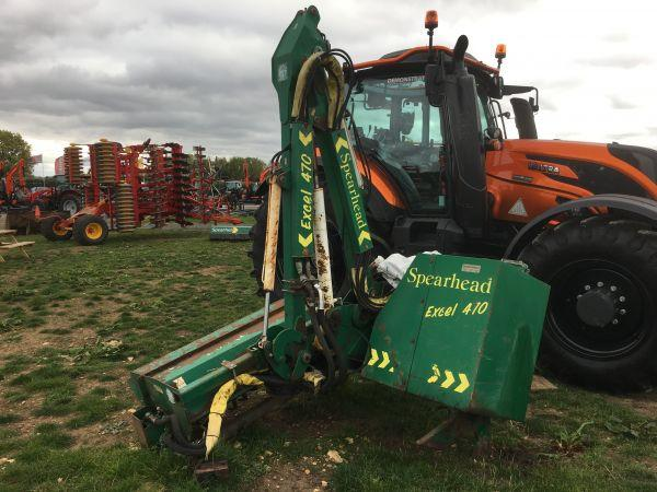 Spearhead Excel 470 Hedgecutter - £POA