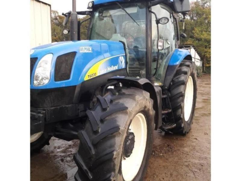 New Holland T6030ELITE