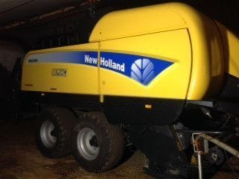 New Holland BB 9080
