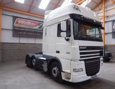 Daf XF105 460 SUPERSPACE EURO 5, 6 X 2 TRACTOR UNIT - 2012 - EO62 FAM